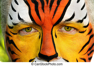 Eyes of a Tiger