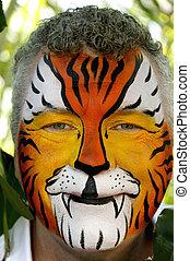 Friendly Tiger