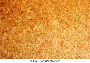 Wood chips - Pressed chipboard