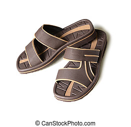 Flip Flop - Pair of flip flop sandals for men