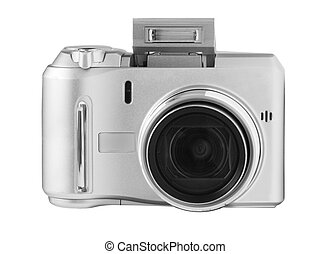 Digital Camera - Compact Digital Camera with zoom