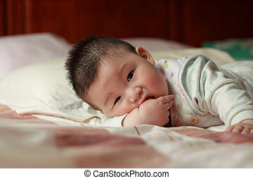 lovely chinese kid