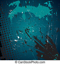 vector abstract grunge background