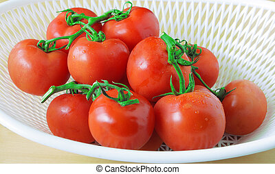 Group of Tomatoes