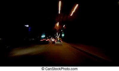 Night road TL