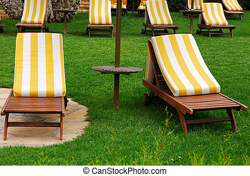 Hotel Sunbeds