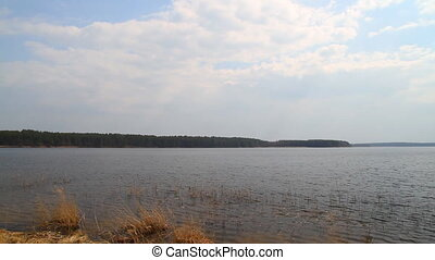 spring lake panorama