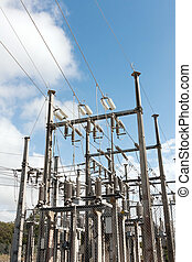 High Voltage Sub-Station