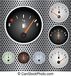 Gas Gauges