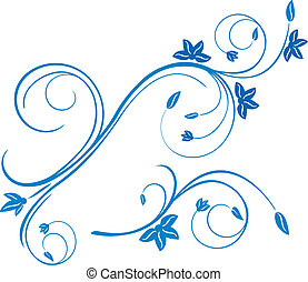Design elements - Illustration drawing of design elements....