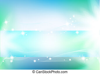 Fresh abstract background - Abstract background. Beautiful...