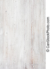 Worn white background - Worn, scratched and dirty wood...