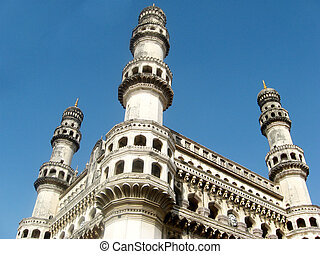 Charminar Monument - 400 years old manument in...