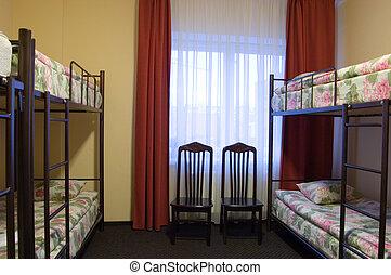 Hostel interior