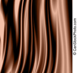chocolate waves