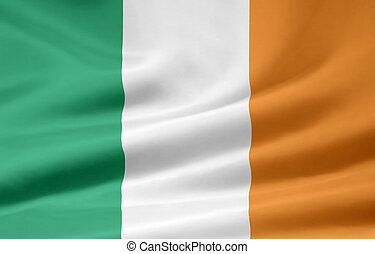 Flag of Ireland - High resolution flag of Ireland