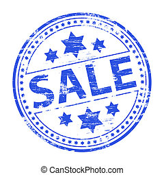 Sale Stamp