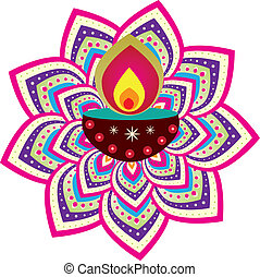 Indian new year element