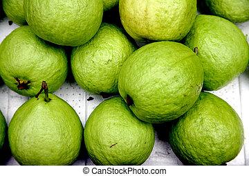 guavas - Tropical southern Taiwans guavas