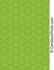 Vector Islamic Pattern