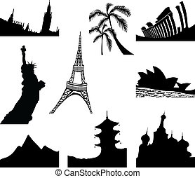 countries sights
