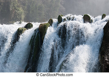 cascade Marmore - Marmore waterfalls in Umbria