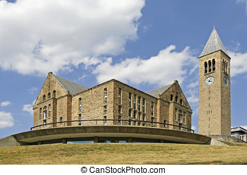 Cornell University Uris Library - Founded in 1865 Cornell...