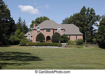 Large home in suburbs