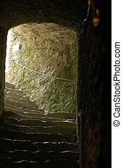 Castle dungeon - exit from the castle dungeon
