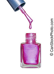 Nail Polish Dripping