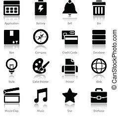 Icons - A clean set of web icons
