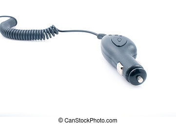 Automobile charger for phones