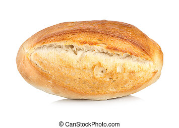 Loaf bread - Loaf of bread isolated on white background