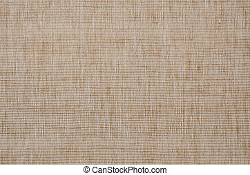 Natural cotton background texture - Natural cotton striped...