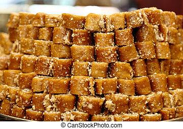 Turkish delicious dessert