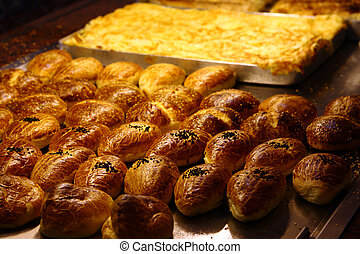 Fresh Bakery products - Fresh bakery products coming out...