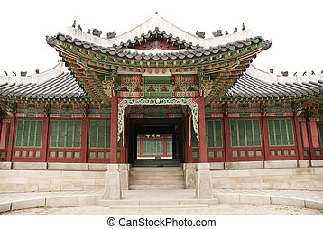 temple in seoul south korea