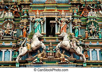 temple in kuala lumpur malaysia