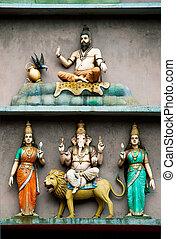 temple in kuala lumpur malaysia - Hindu temple in kuala...