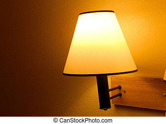 Glowing Lamp for interior decoration - Interior decoration...