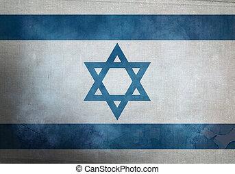 グランジ, イスラエル, 旗