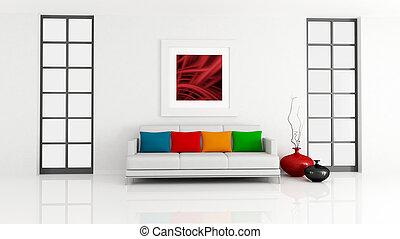 休息室, 最簡單派藝術家
