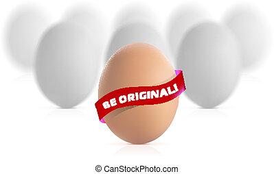 Egg illustration