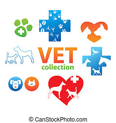 vet-collection - Collection of icons - Veterinary Medicine