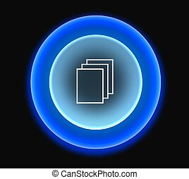copy - This  is a image of web buttons.