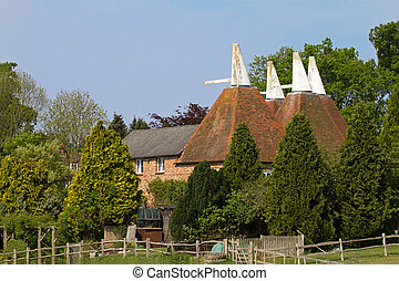 Oast House conversion to residential dwelling