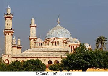 mosque in Senegal