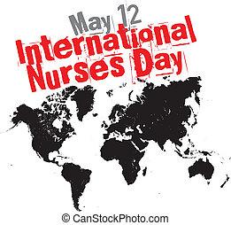 enfermeras, día