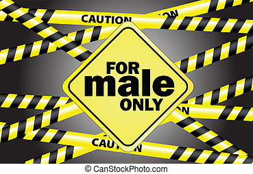 for male only