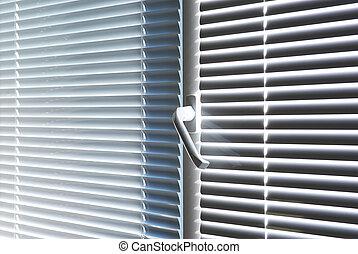 fenêtre,  jalousie